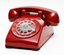 Afbeeldingsresultaat voor rode telefoon