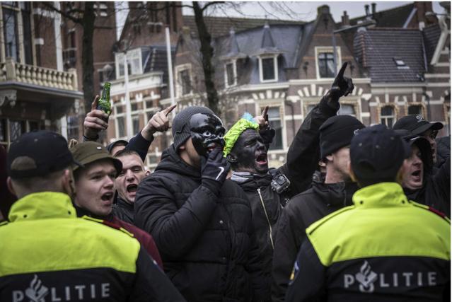 racisme in beeld